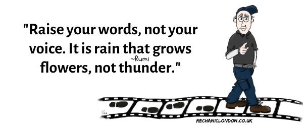 mechaniclondon inspirational quotes